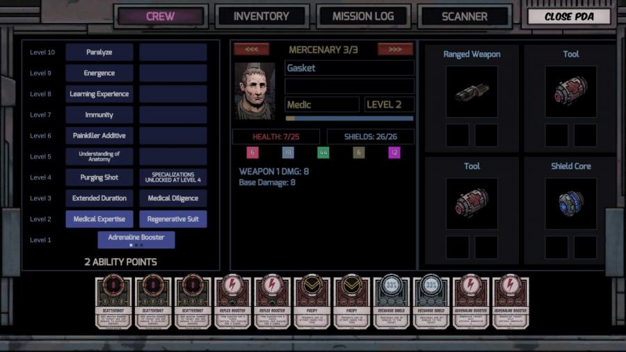 Deep Sky Derelicts Screenshot 5