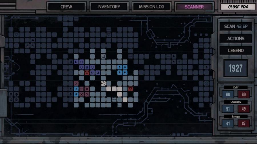Deep Sky Derelicts Screenshot 9