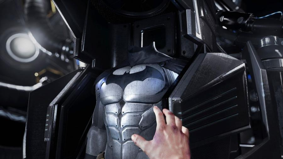 Batman Arkham VR Screenshot 2