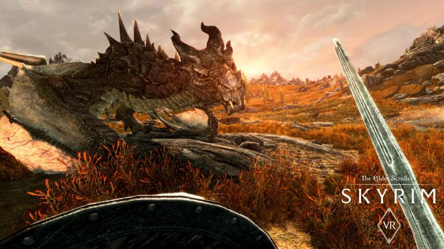 The Elder Scrolls V - Skyrim VR Screenshot 2