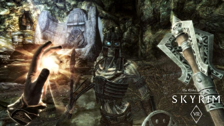 The Elder Scrolls V - Skyrim VR Screenshot 3
