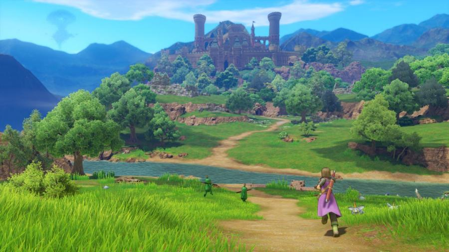 Dragon Quest XI - Echoes of an Elusive Age Screenshot 1
