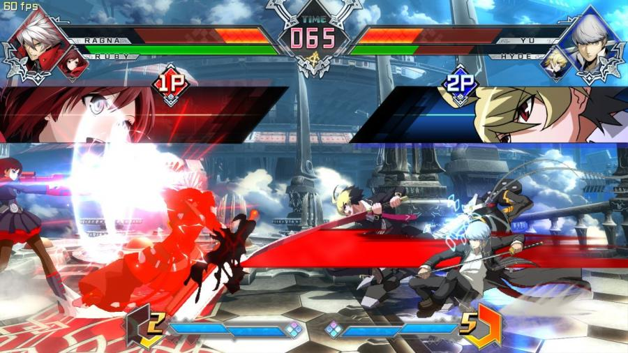 BlazBlue - Cross Tag Battle Screenshot 2