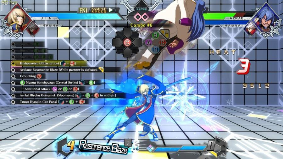 BlazBlue - Cross Tag Battle Screenshot 7