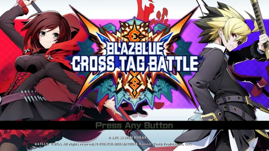 BlazBlue - Cross Tag Battle Screenshot 8