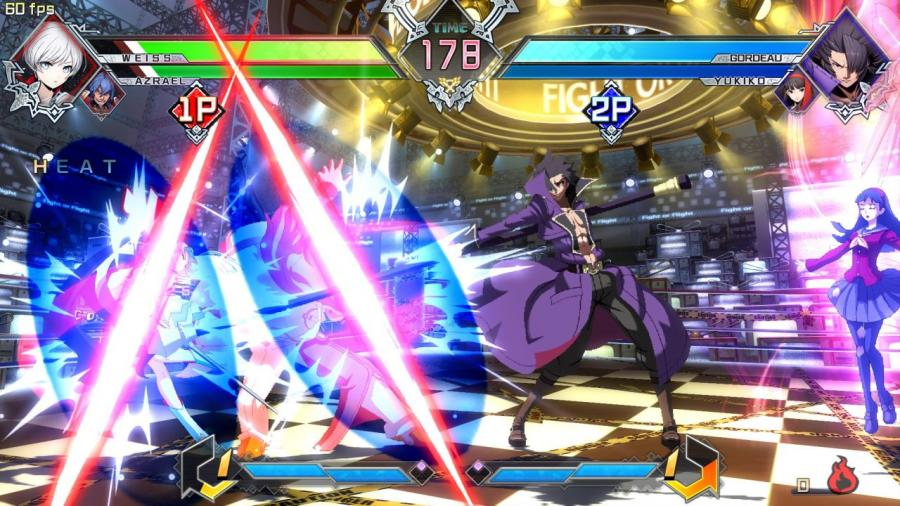 BlazBlue - Cross Tag Battle Screenshot 3