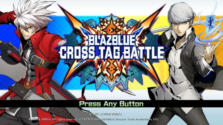 BlazBlue - Cross Tag Battle Screenshot 1