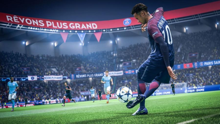 FIFA 19 Screenshot 1