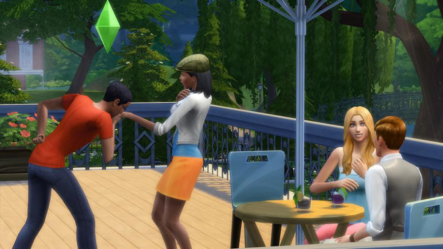 The Sims 4 + Seasons Bundle (original game + expansion) Screenshot 2