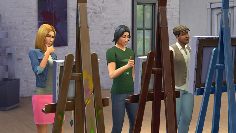 The Sims 4 + Seasons Bundle (original game + expansion) Screenshot 3