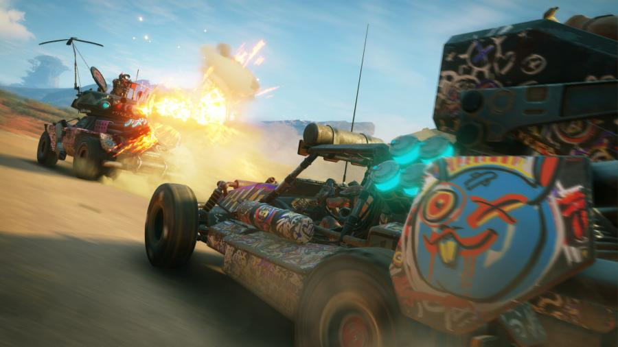 RAGE 2 Screenshot 9
