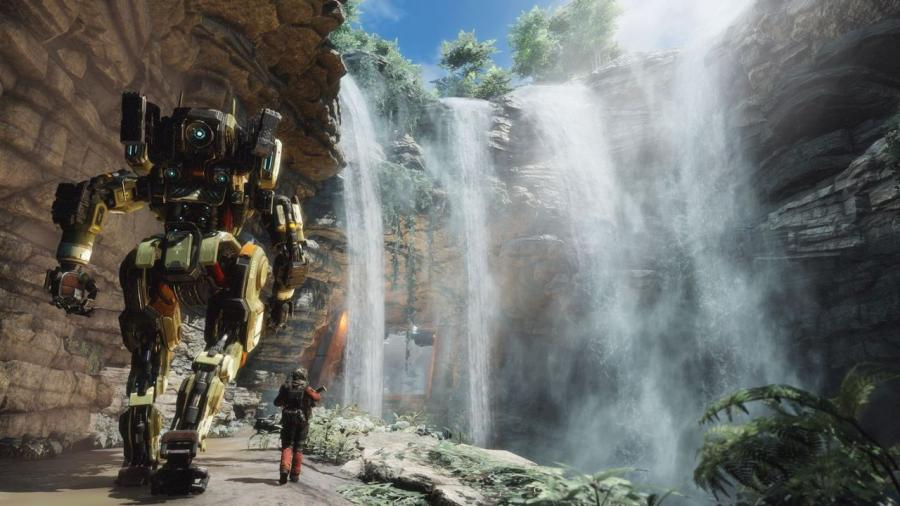 xbox one titanfall download