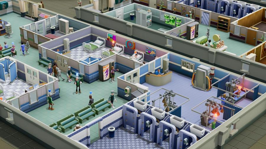 Two Point Hospital Screenshot 4