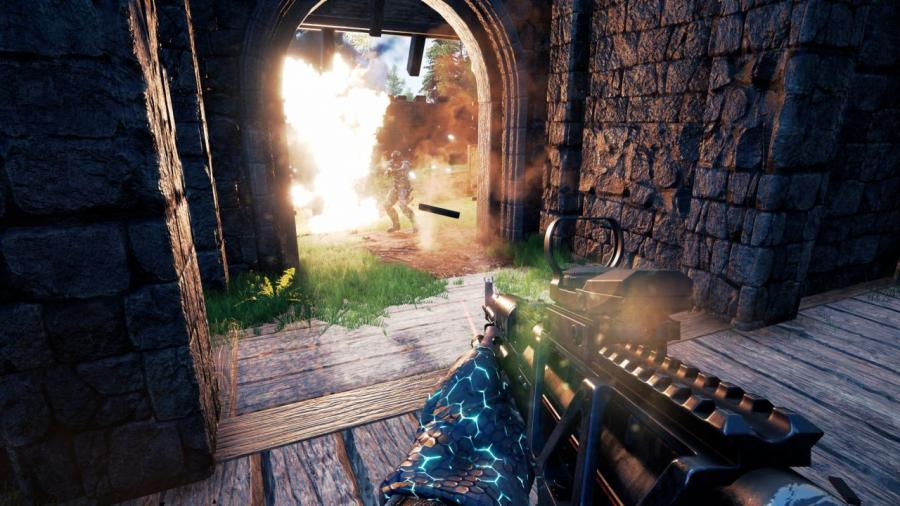 Islands of Nyne - Battle Royale Screenshot 3