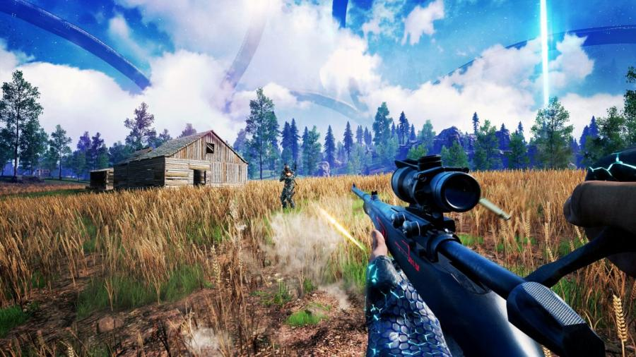 Islands of Nyne - Battle Royale Screenshot 2