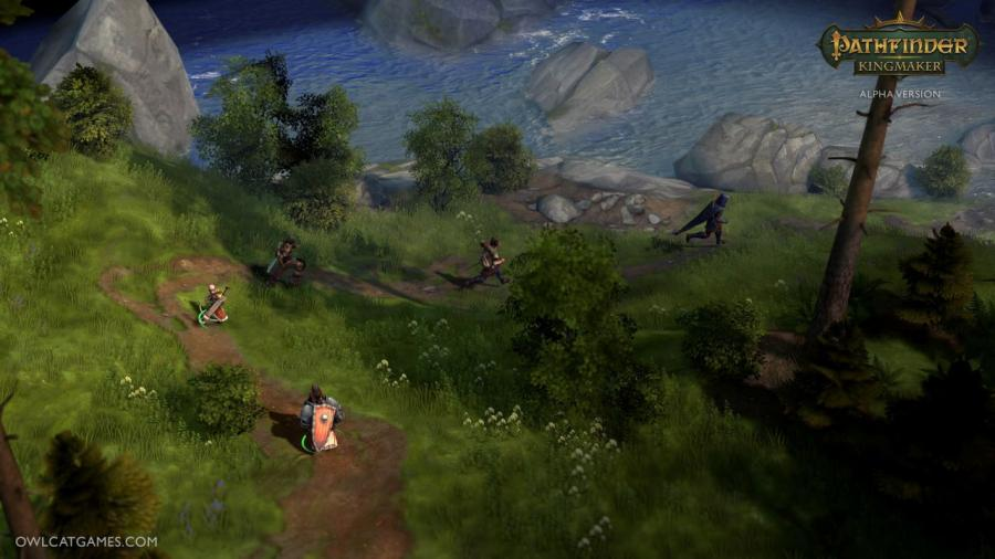 Pathfinder - Kingmaker Screenshot 6