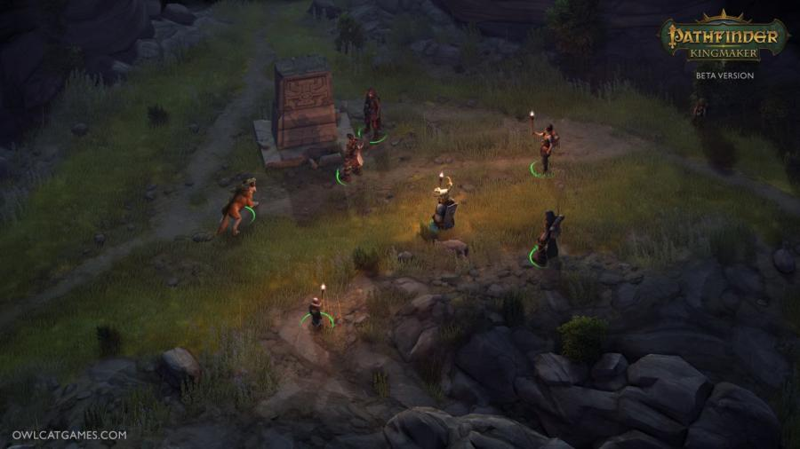 Pathfinder - Kingmaker Screenshot 4