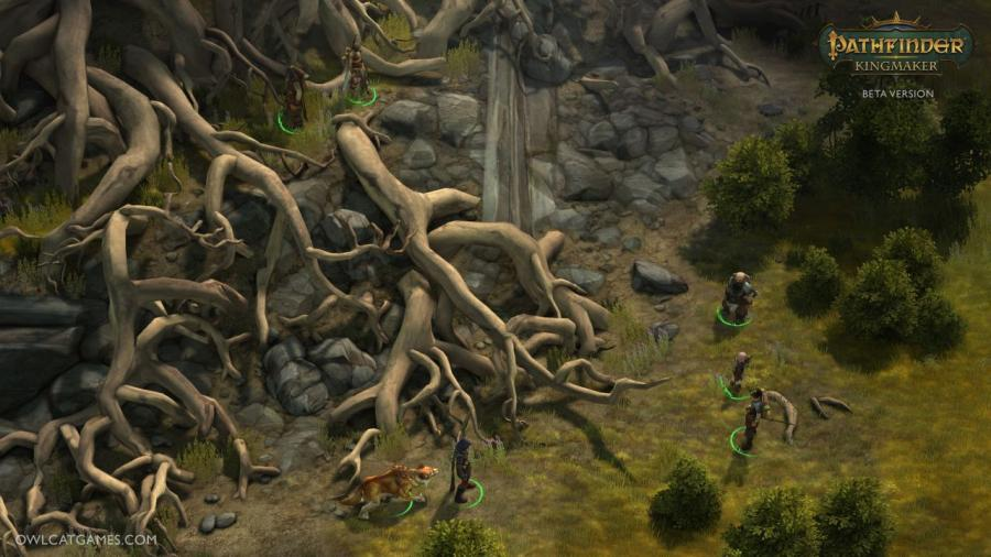 Pathfinder - Kingmaker Screenshot 1