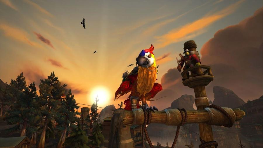WoW - Battle for Azeroth [North America] - World of Warcraft Expansion Screenshot 4