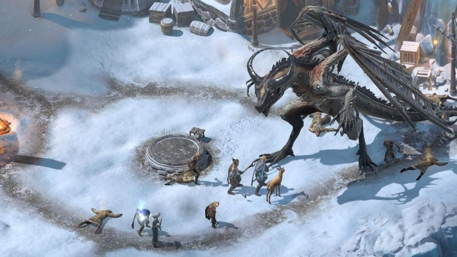 Pillars of Eternity 2 Deadfire - Beast of Winter (DLC) Screenshot 7