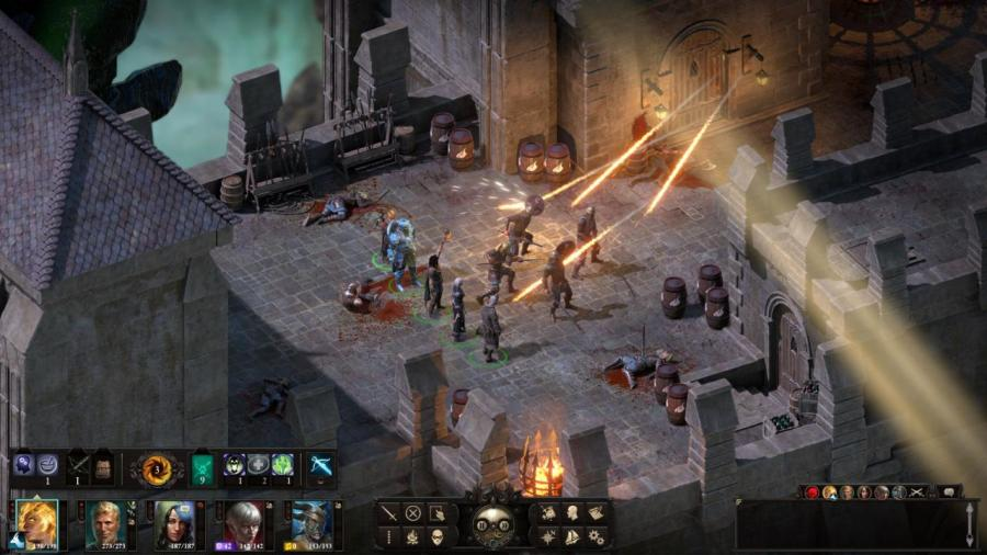 Pillars of Eternity 2 Deadfire - Beast of Winter (DLC) Screenshot 4