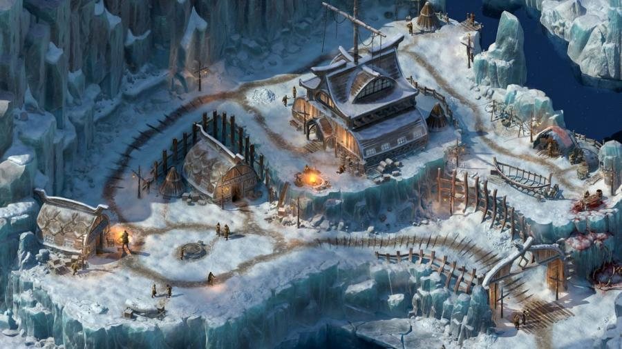 Pillars of Eternity 2 Deadfire - Beast of Winter (DLC) Screenshot 9
