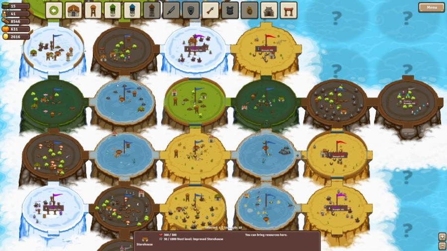 Circle Empires Screenshot 5