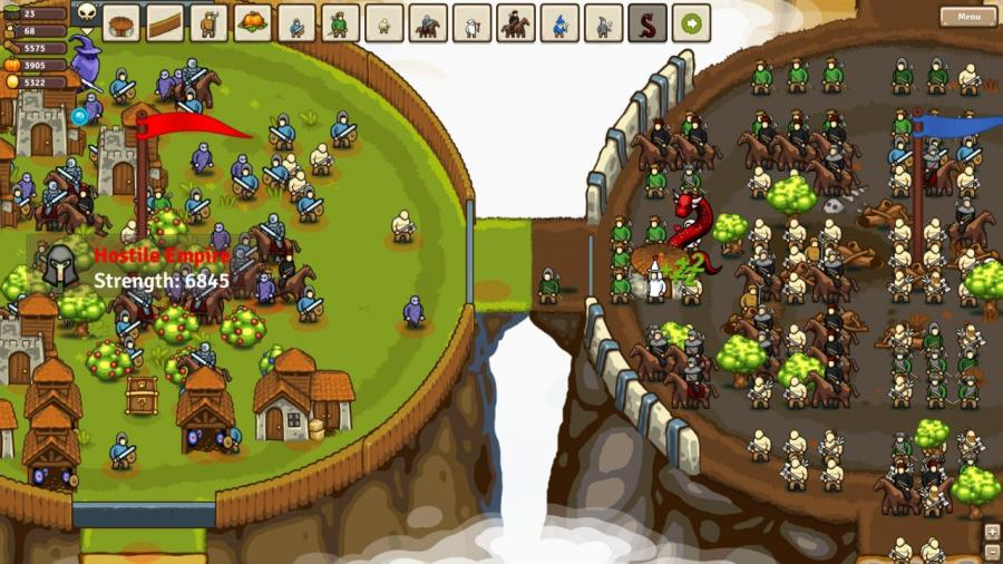 Circle Empires Screenshot 1