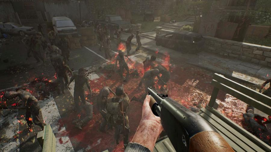 Overkill's The Walking Dead Screenshot 6