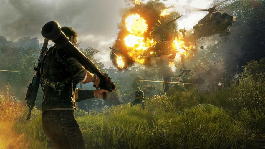 Just Cause 4 - Expansion Pass (DLC) Screenshot 4
