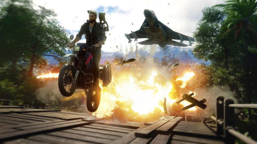 Just Cause 4 - Digital Deluxe Edition Screenshot 3