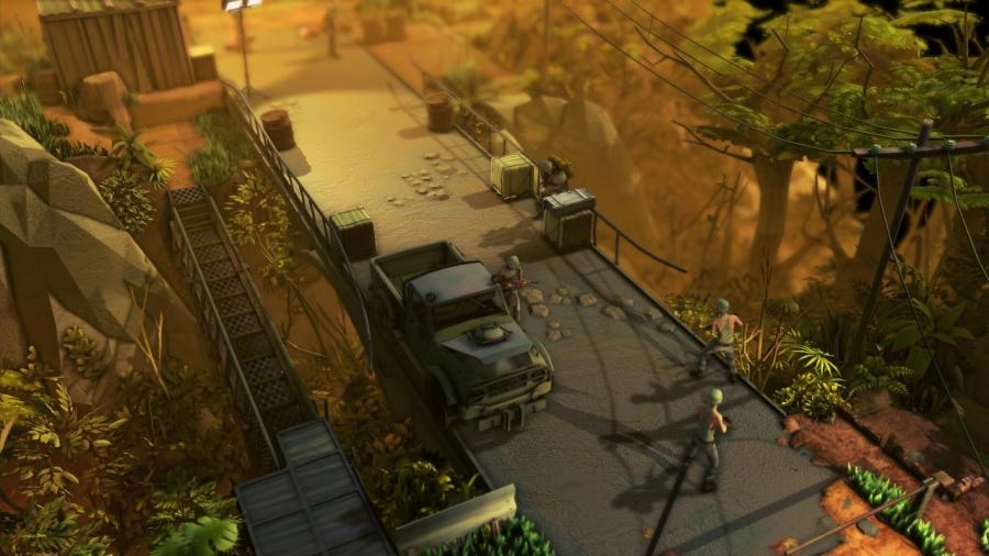 Jagged Alliance Rage Screenshot 1