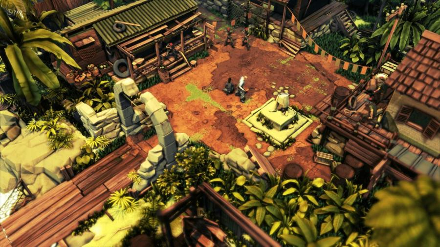 Jagged Alliance Rage Screenshot 3