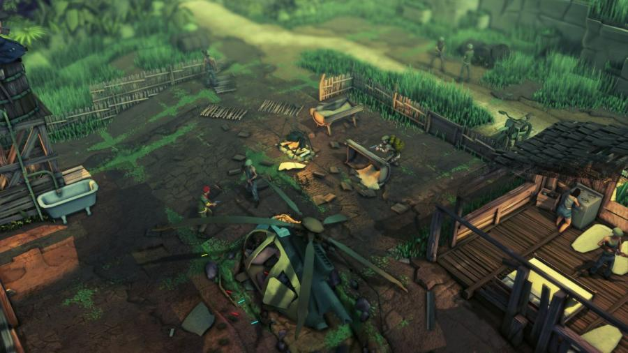 Jagged Alliance Rage Screenshot 5