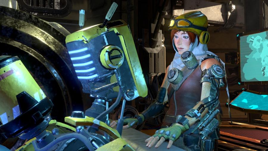 ReCore - Definitive Edition Screenshot 2