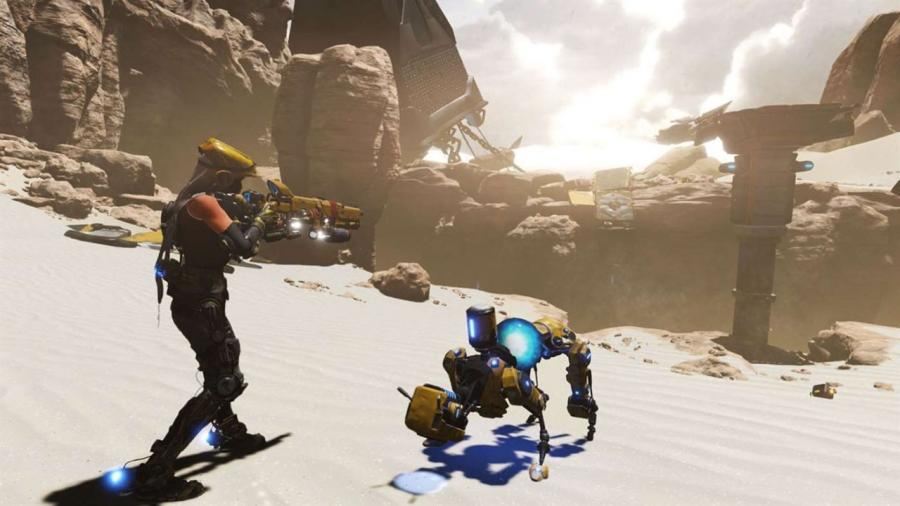 ReCore - Definitive Edition (Xbox One / Windows 10) Screenshot 7
