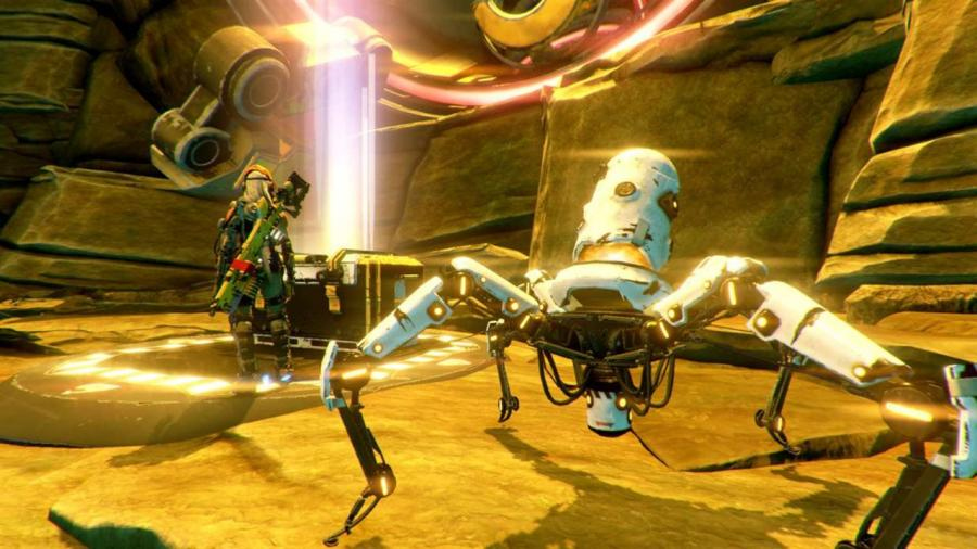 ReCore - Definitive Edition (Xbox One / Windows 10) Screenshot 9