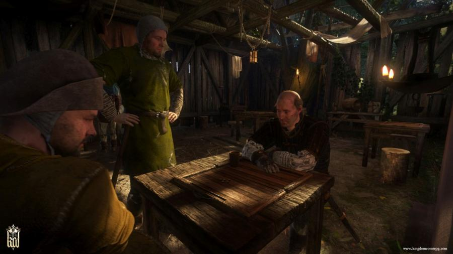 Kingdom Come Deliverance - The Amorous Adventures of Bold Sir Hans Capon (DLC) Screenshot 2