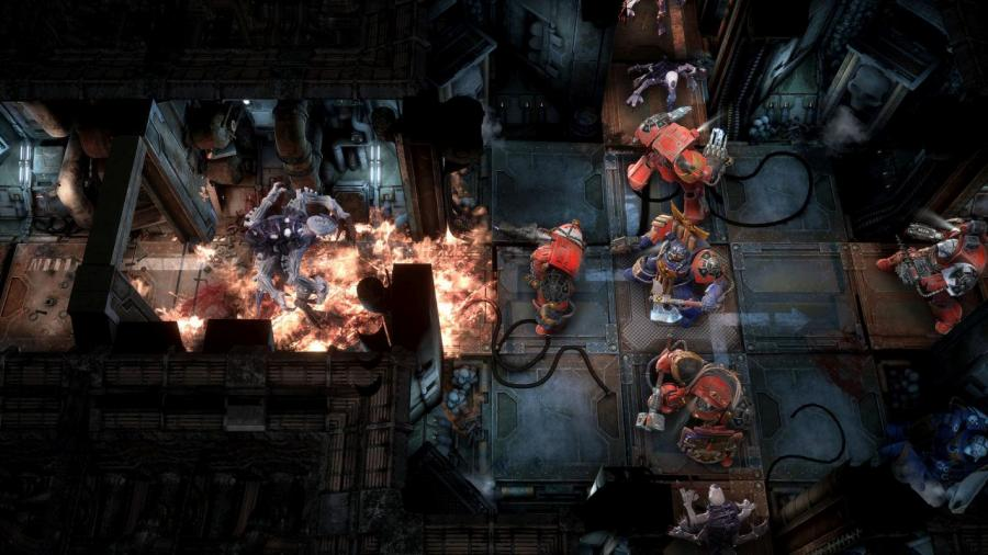 Space Hulk Tactics Screenshot 2