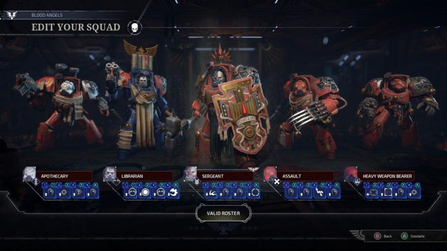 Space Hulk Tactics Screenshot 4