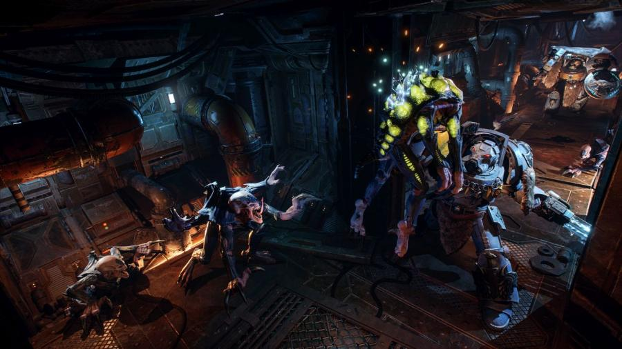 Space Hulk Tactics Screenshot 1