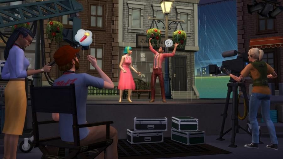 The Sims 4 - Get Famous (Expansion) Screenshot 2
