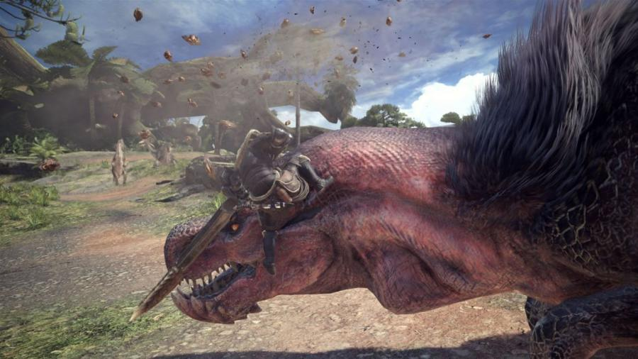 Monster Hunter World Screenshot 5