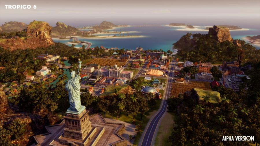 Tropico 6 - Pre-Purchase Key Screenshot 1