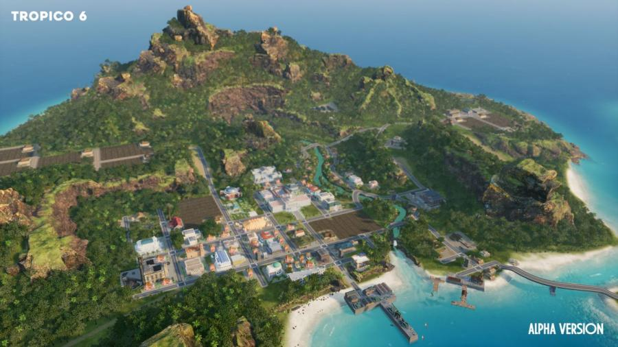 Tropico 6 - Pre-Purchase Key Screenshot 7