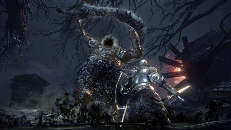 Dark Souls 3 - The Ringed City (DLC) Screenshot 8