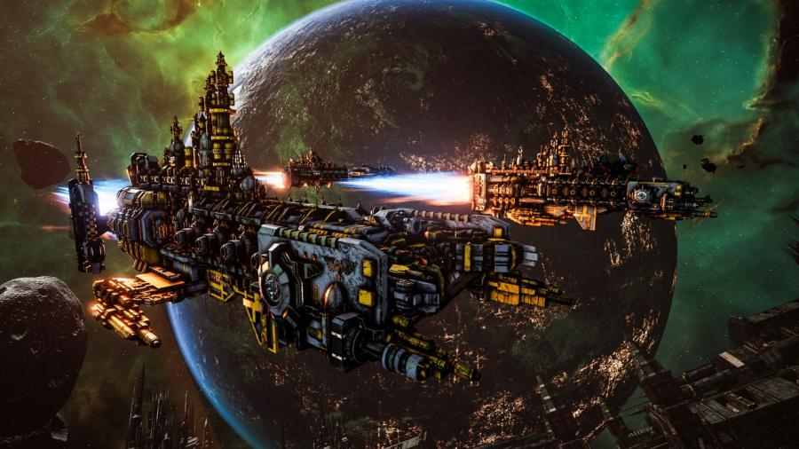 Battlefleet Gothic Armada 2 Screenshot 8