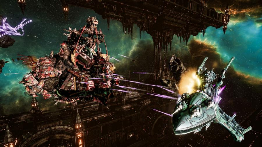 Battlefleet Gothic Armada 2 Screenshot 6