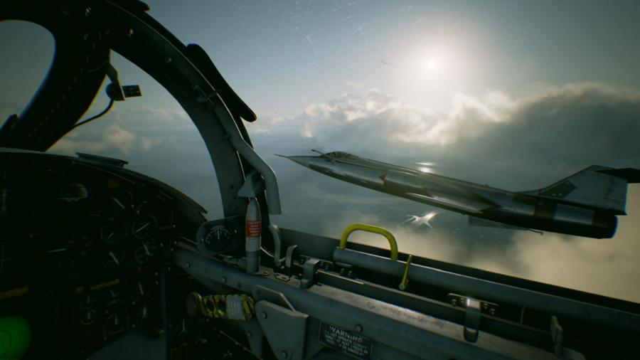 Ace Combat 7 - Skies Unknown Screenshot 4