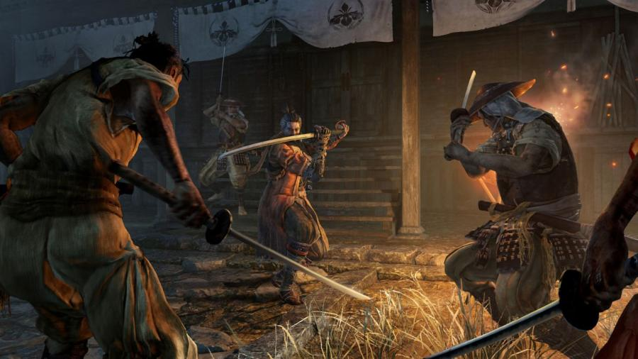 Sekiro - Shadows Die Twice Screenshot 5